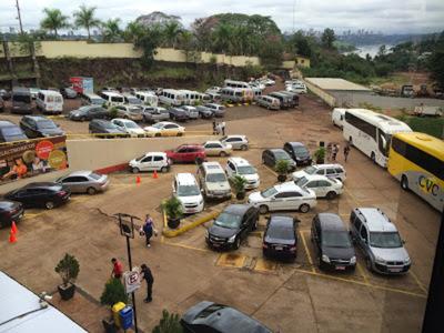 Miserable pago por explotación de estacionamiento en privilegiada ubicación de CDE