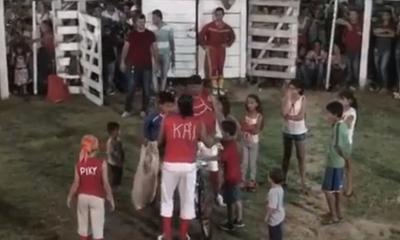 Niño ganó una bici y se la regaló a un recolector de latitas – Prensa 5
