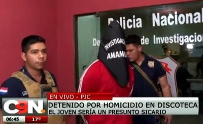Detienen a implicado en homicidio en Pedro Juan Caballero