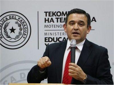 El ministro Petta destacó las incorporaciones de docentes por concurso