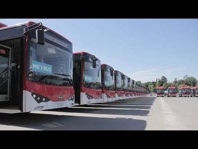 Buscan implementar buses eléctricos en zona del Metrobus