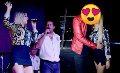 Fátima Román Bien Acompañada En Su Gira Musical Por Argentina
