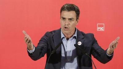 Los socialistas ganarían las elecciones en España, según un sondeo