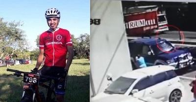 Conductor imputado por muerte de ciclista se expone hasta a cinco años de cárcel