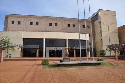 Palacio de Justicia de San Pedro quedaría sin luz por falta de pago