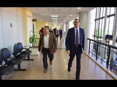 Caso ex funcionarios municipales: Aguardan resolución del juzgado para juicio oral
