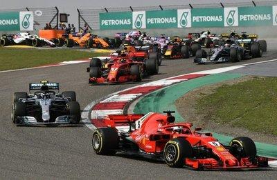 La F1 celebra sus 1.000 grandes premios
