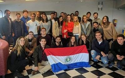 Estudiantes paraguayos hablarán sobre el desarrollo de nuestro país en Harvar