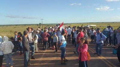 En Paso Barreto persiste la lucha contra el aislamiento de población