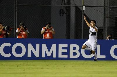 Olimpia sigue en la cima del Grupo C de la Libertadores