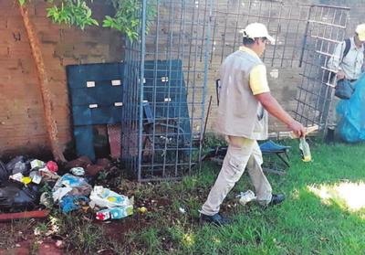 Inconsciencia ciudadana en lucha contra dengue