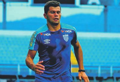 Adaptado en Avaí espera rendir  y aportar goles