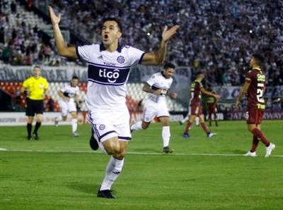 Olimpia venció a Godoy Cruz y sigue liderando su grupo en la Libertadores