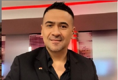 La reacción de Roberto Pérez ante sus compañeras de televisión