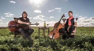 Dúo argentino de violonchelos dará inicio al ciclo de música de la OSN