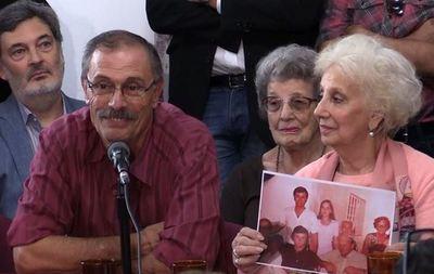 Abuelas de Plaza de Mayo identifican a la nieta 129 robada en la dictadura
