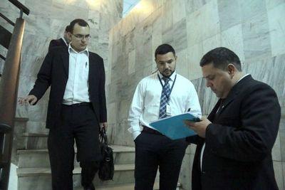 Control de horario de salida a funcionarios