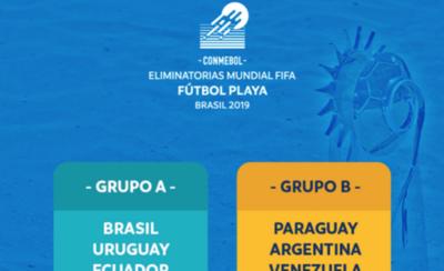 HOY / Conforman grupos para eliminatorias del Mundial de Playa
