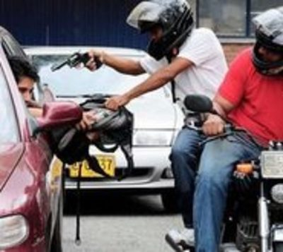 Diputado presenta propuesta para 'desenmascarar' a motochorros
