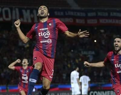 El Ciclón golea en la olla y se mete en octavos de final de la Libertadores
