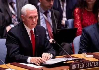 EE.UU. pidea la ONU reconocer a Guaidó como presidente de Venezuela