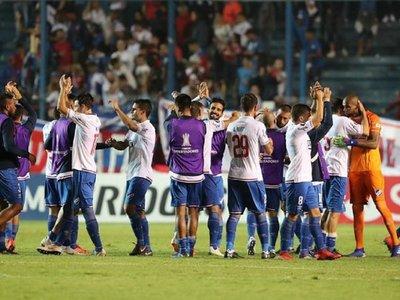 Nacional elimina al Zamora y queda cerca de octavos de final