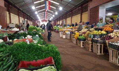 Feria de Productores con atención especial por Semana Santa