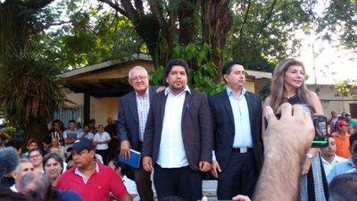 Juan Ángel Núñez habría negociado con ZI cabeza de Herminio Corvalán