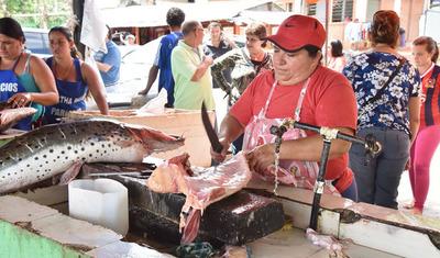 Senacsa realizará controles a pescaderías para garantizar productos frescos
