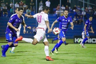 Goles Apertura 2019 Fecha 15: Sol de América 0