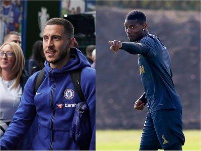 """Casemiro: """"Pogba y Hazard son bienvenidos en el Real Madrid"""""""