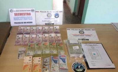 Pastor evangélico detenido con drogas y dinero falso