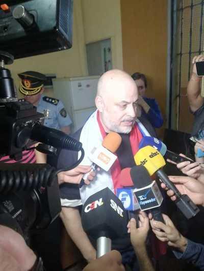 """Payo Cubas: """"Prefiero que la gente guarde sus energías para el 25"""""""