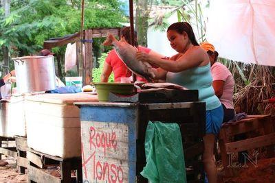 Peces del río Paraguay son aptos para el consumo, aclara Senacsa