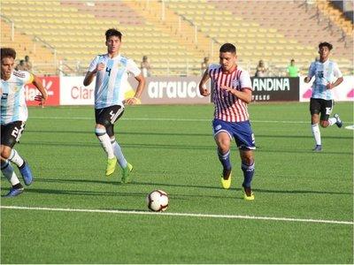 Paraguay cae ante Argentina y resigna sus chances de campeonar