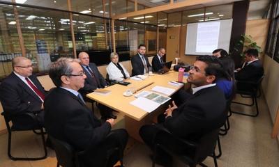Presentan proyecto para primer parque industrial en Caaguazú – Prensa 5