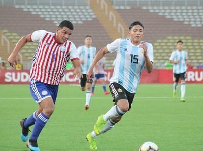 Paraguay cae por goleada y apeligra su clasificación