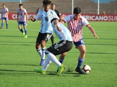 Argentina goleó a Paraguay y avanza al Mundial Sub-17
