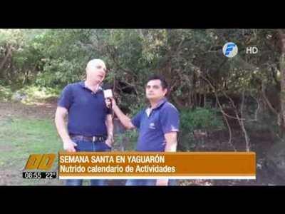 Semana Santa en Yaguarón