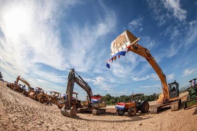 Importante inversión de Itaipú permite adelantar obras de la Costanera de Salto del Guairá