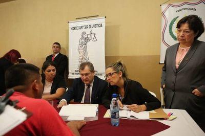 Ministros visitaron penitenciaria regional de Misiones
