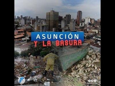 Asunción del Paraguay, capital de la basura