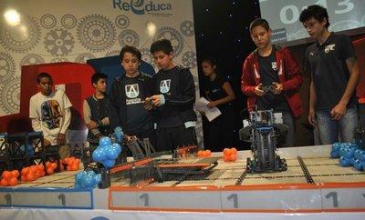Competencia de robótica que marcará rumbos