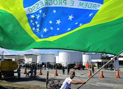 Acciones de Petrobras se hunden un 7% por temor de injerencia política