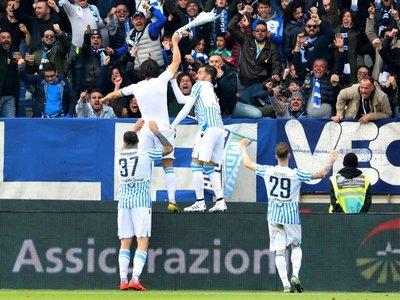 """El Spal aplaza el """"Scudetto"""" de un Juventus"""