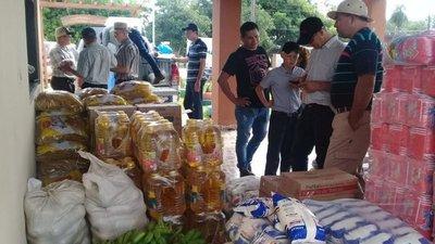 Solidaridad ciudadana con los afectados por inundaciones