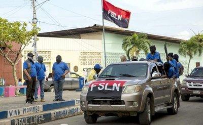Nicaragua sigue lucha contra dictador Ortega