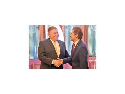 """Destacan la  alianza   contra """"el  tirano de   Nicolás Maduro"""""""