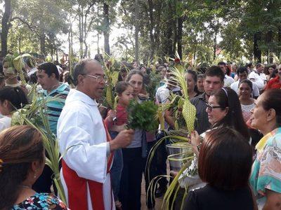 Inicia la Semana Santa con bendición de las palmas – Prensa 5