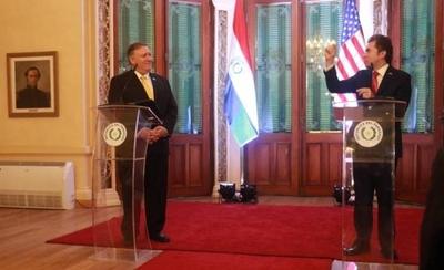 HOY / EE.UU. respalda a Perú y Paraguay en su atención a la crisis venezolana